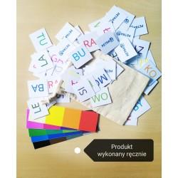 Sylaby – zestaw ćwiczeń dla...