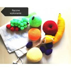 Pomoc terapeutyczna - owoce