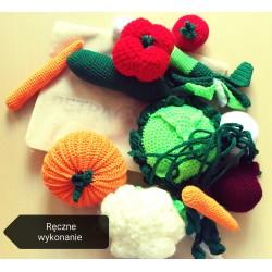 Pomoc terapeutyczna - warzywa