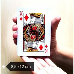 Karty do gry - duże
